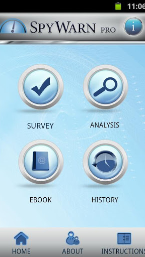 SpyWarn Screenshot