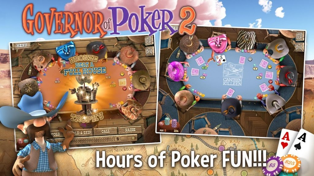 best android poker game offline