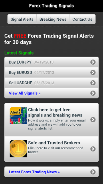 Good forex trading apps