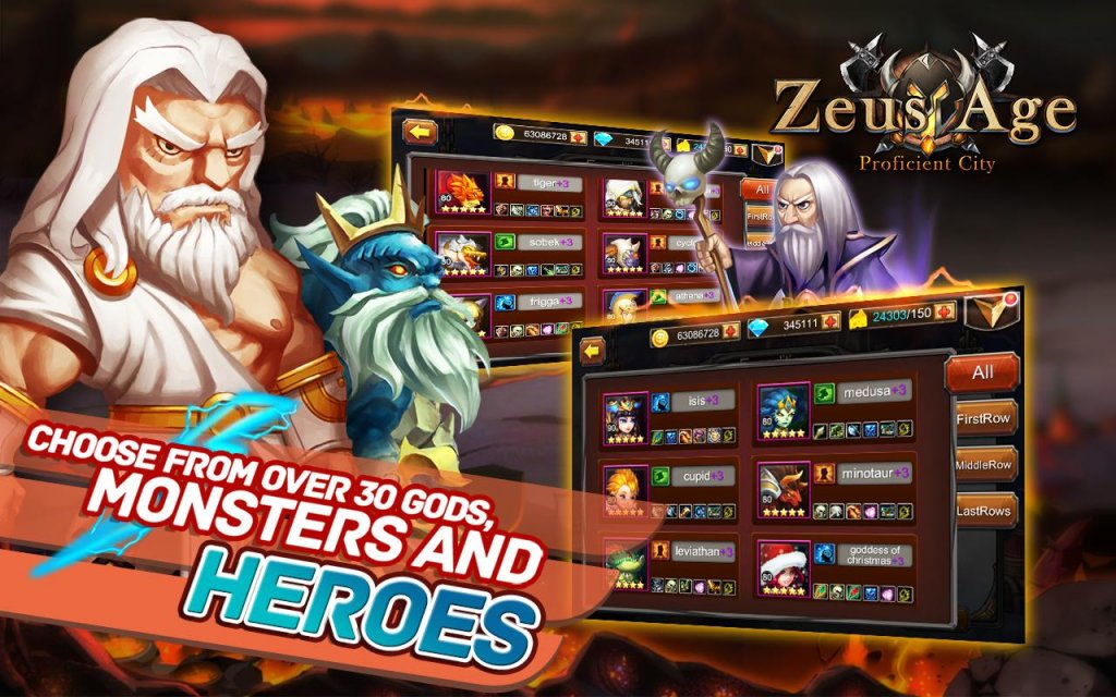 Zeus Age - Apps Android Store | Aptoide - Android Apps Store