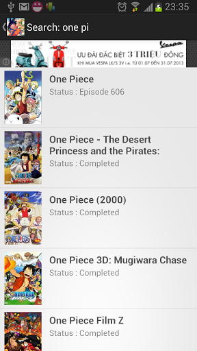 Anime World Screenshot