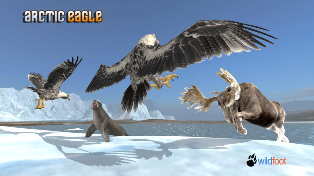 Arctic Eagles