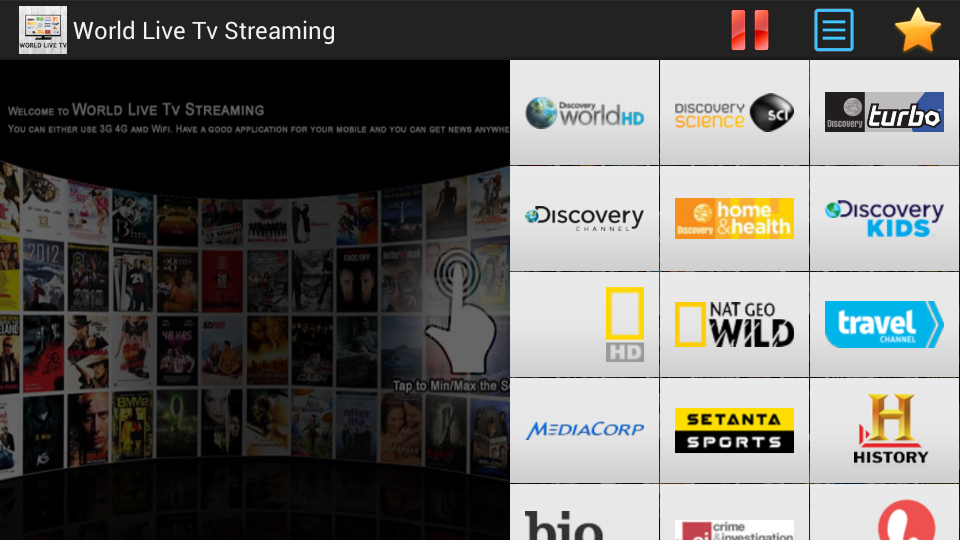 Live USA Tv Channel Online Live Streaming Without
