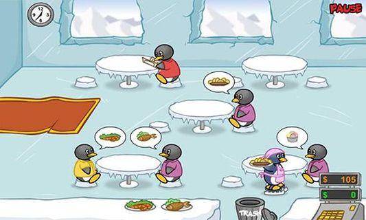 Penguin Diner - Free online games at
