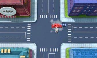 Cross Road Screenshot