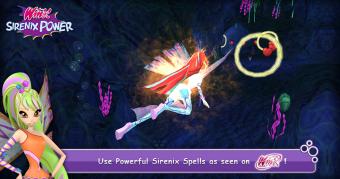 Winx Sirenix Power Screenshot