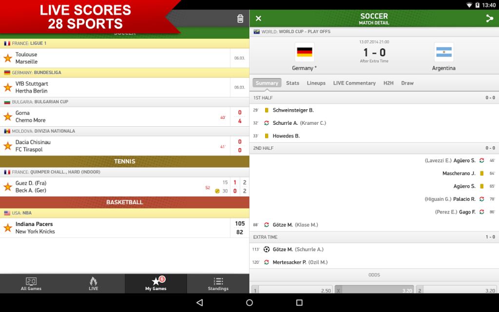 flashscore deutsch