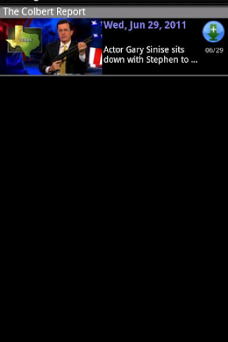 DroidTV Primetime screenshot 3
