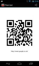 Barcode Scanner Screenshot