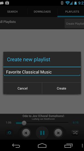 Music Download Paradise PRO Screenshot