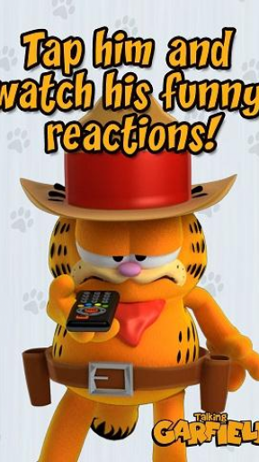 Talking Garfield Free screenshot 5