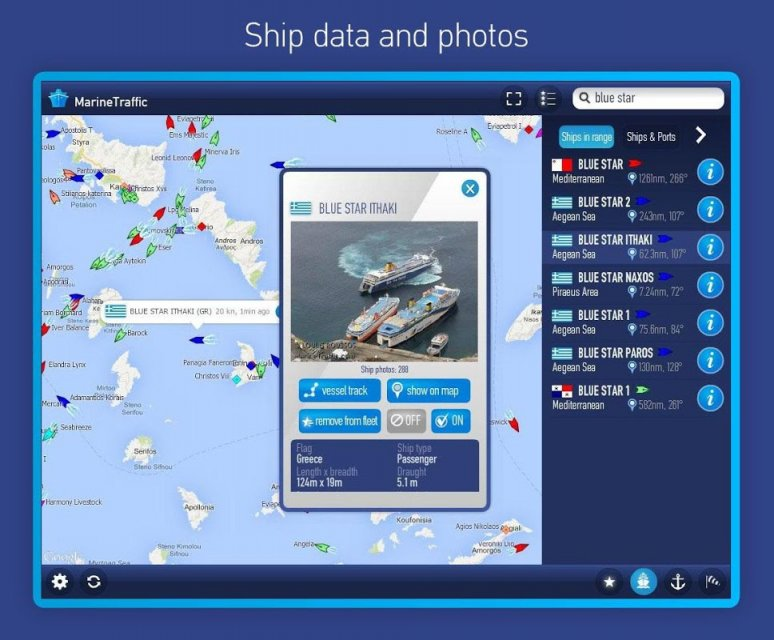 MarineTraffic ship positions   Download APK for Android ...