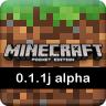 Minecraft - Pocket Edition 0.1.1j alpha Icon