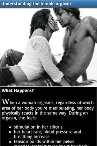 Female Orgasms Screenshot