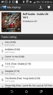 Mix.Hiphop Mixtapes screenshot 7