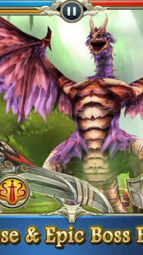 Monster Blade Screenshot