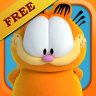 Talking Garfield Free Icon