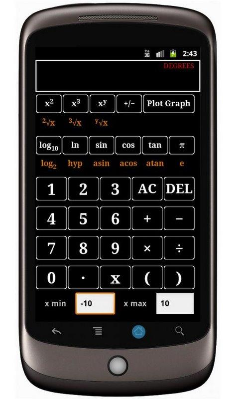 TechCalc (adfree) Screenshot