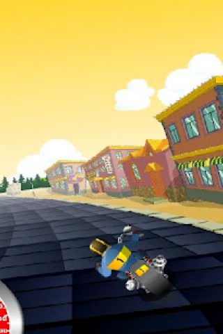Racing Moto Tour Screenshot