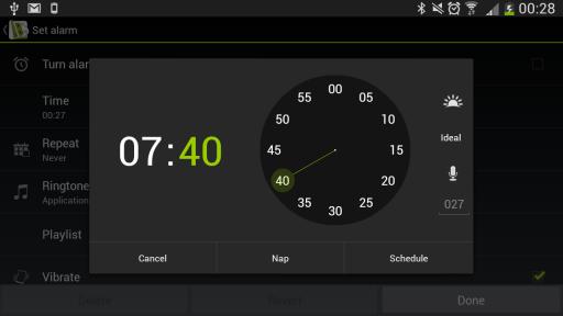 Sleep as Android Unlock screenshot 6