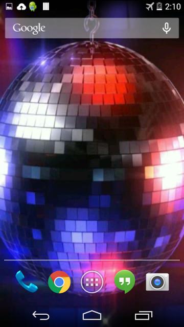 3d disco wallpaper - photo #12