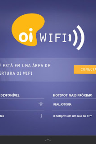 Oi WiFi Screenshot