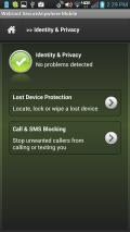 Webroot SecureAnywhere Mobile Screenshot