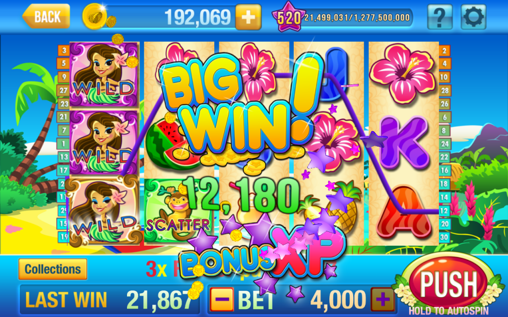 slots vacation apk
