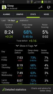 Sleep as Android Unlock screenshot 21