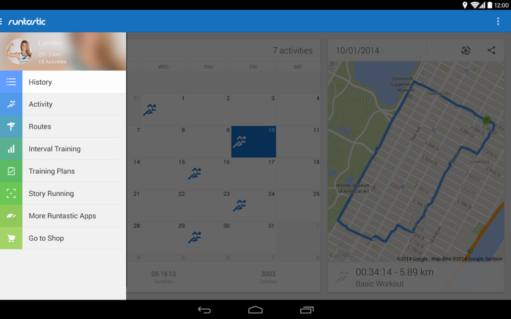 good navigation and optimization features included.